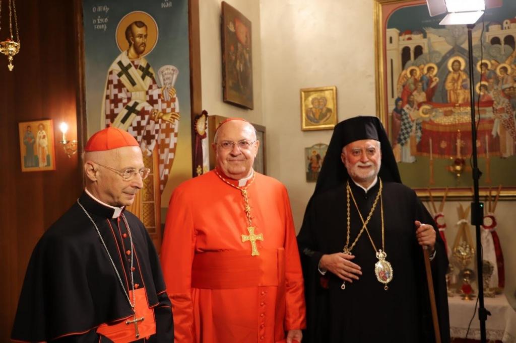 Legyen ránk jegyezve orcád világossága – Európai keleti katolikus ... 34c9d44159