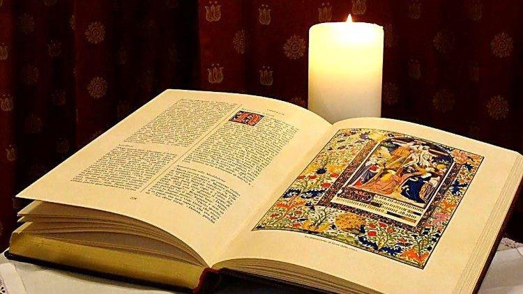 Ferenc pápa elrendelte az Isten igéjének vasárnapját | Magyar Kurír -  katolikus hírportál