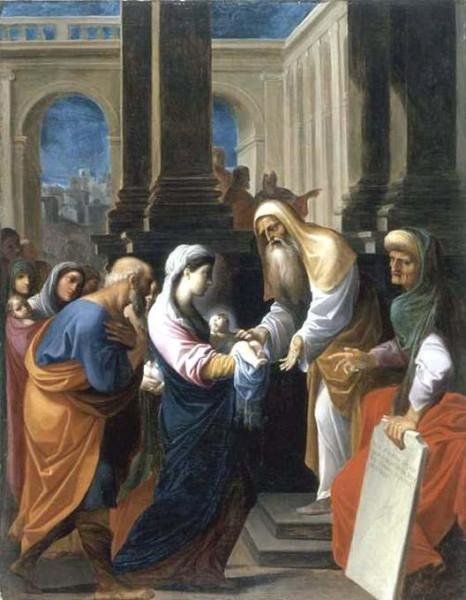 Lidovico Carracci: Urunk bemutatása