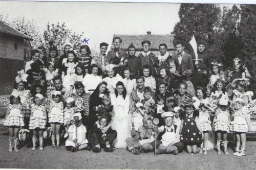 Genovéva csoportkép