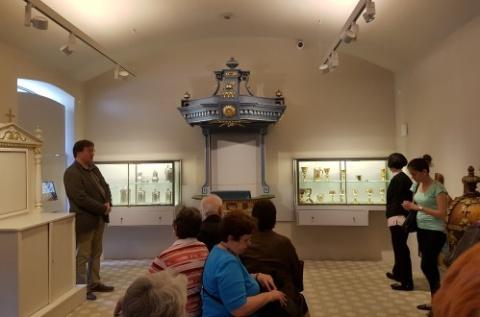 Múzeumi szakmai napot szervezett az Országos Katolikus …