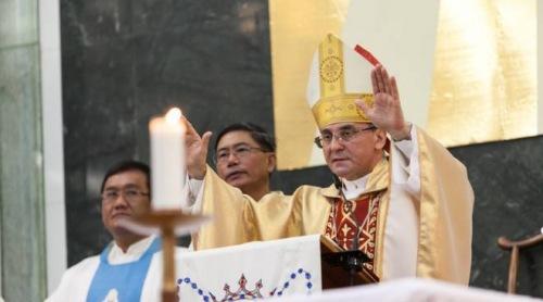 A pápa kinevezte az új izraeli nunciust