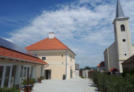 Megáldották a felújított gércei templomot és az új közösségi házat