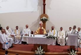 Az örök élet záloga – Eucharisztia-ünnep Homrogdon
