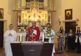 Veni Sanctét ünnepeltek a szombathelyi II. János Pál-szakkollégiumban