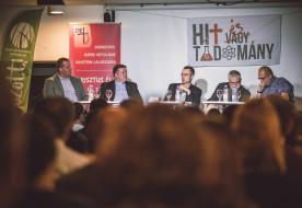 A szuperhívő kiürítheti a kórházakat? – A Hit és tudomány vitasorozat második része Debrecenben