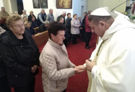 Az idősekért és a betegekért imádkoztak a nyitrai kálvárián