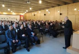 Egyházközségi képviselő-testületek alelnökeivel találkozott Erdő Péter bíboros