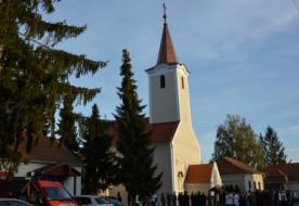 Krisztushoz vezetni az embereket – Templommegáldás Bucsuban