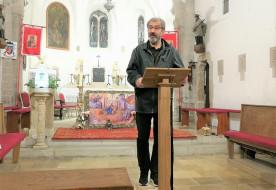 Eperjes Károly színművész tanúságtétele Sopronhorpácson