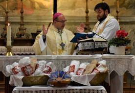 Hálaadó szentmisén vettek részt a Váci Egyházmegyei Karitász munkatársai