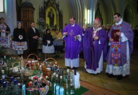 Pálinkamegáldást tartottak Kalocsán
