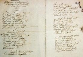 Holnap te is láthatod a Himnusz kéziratát – Az OSZK-ban állítják ki a magyar kultúra napján