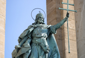 Szent István király, Magyarország fővédőszentje