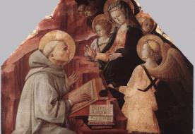 Clairvaux-i Szent Bernát apát és egyháztanító