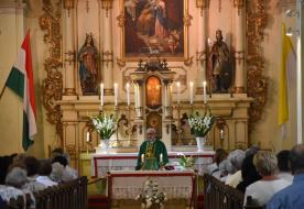 Vasmisét ünnepeltek Szentesen