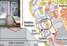 Orlandi-ügy: Megvizsgálják a Teuton temetőben talált csontkamrákat