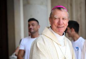 A mi papunkat nevezte ki a Szentatya – Beer Miklós a váci püspöki székváltásról és új otthonáról