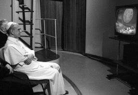 VI. Pál televízión, élő adásban követte ötven éve a holdraszállást