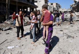 Ferenc pápa levélben kérte a szíriai elnököt a civil lakosság megsegítésére