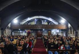 Felszentelték az iraki Karakos újjáépített templomát