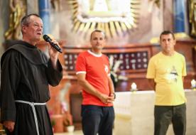 A családtagjaim bizalmát eljátszottam… – A Cenacolo Közösség tanúságtétele és újmise Szentkúton