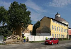 Új szárnnyal bővítik a Mindszenty-iskolát Esztergomban