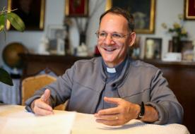 Beszélgetés Héray Andrással, a jubileumát ünneplő kútvölgyi Boldogasszony-kápolna igazgatójával