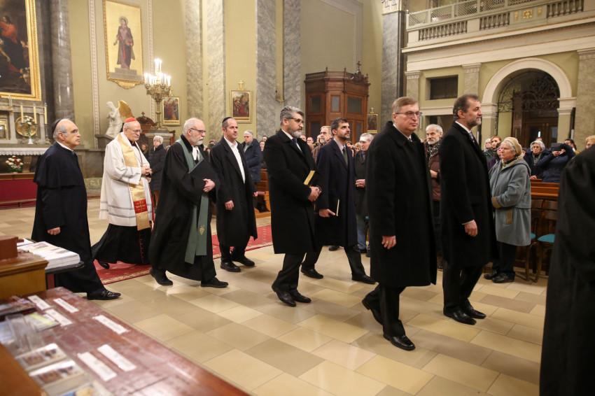 Alázattal és imával építjük a hidakat – Keresztény–zsidó imaóra Budapesten