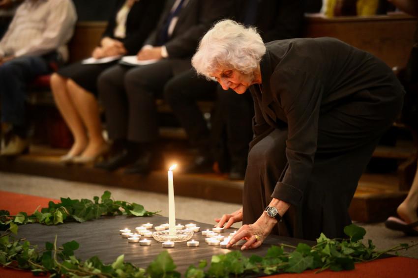 Emlékezzünk Fahidi Évával a holokauszt magyar áldozatainak emléknapján