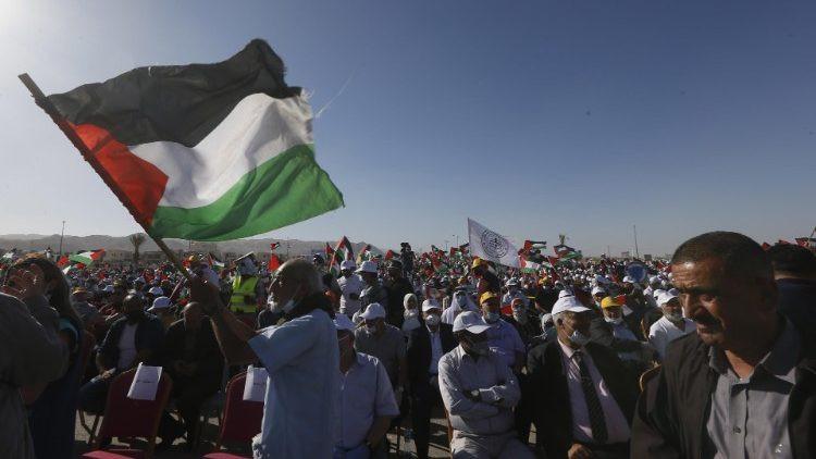 Békét a Szentföldön! – Egyházi vezetők nyilatkozatban reagáltak az izraeli annektálási tervekre