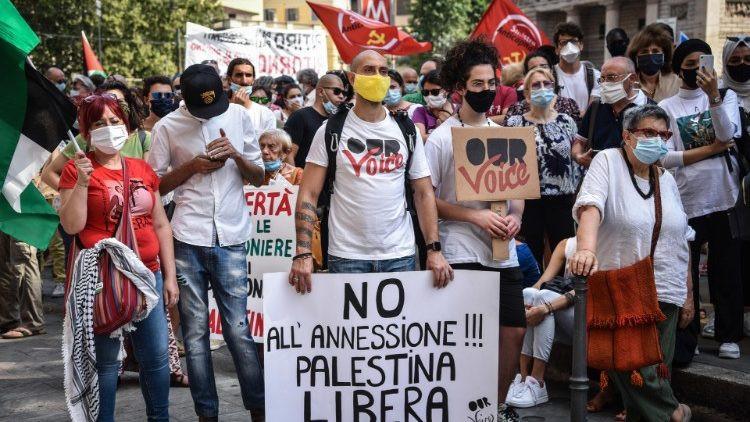 A Szentszék figyelmezteti az USA-t és Izraelt: Az egyoldalú akciók veszélyeztetik a békét