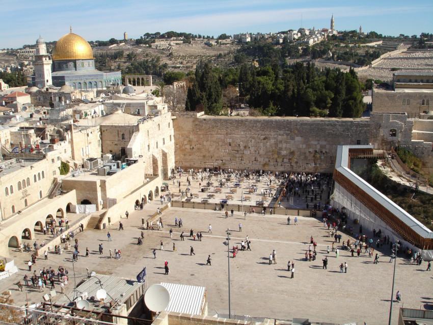 Ezeréves aranyérméket találtak Jeruzsálemben