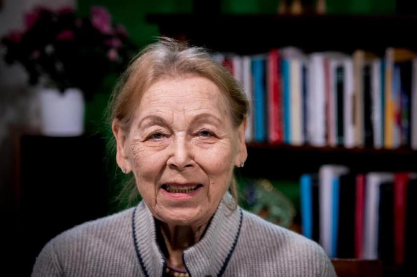 Bruck Edith, a holokauszt túlélője: Szabad vagyok, mert nincs bennem gyűlölet