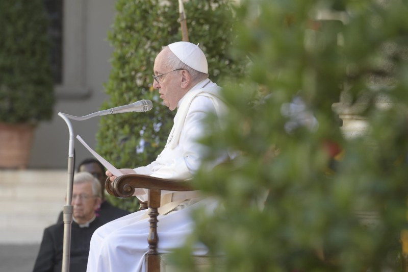 Ferenc pápa katekézise: Saját igazságunk megvallása teszi szabaddá a szívünket!