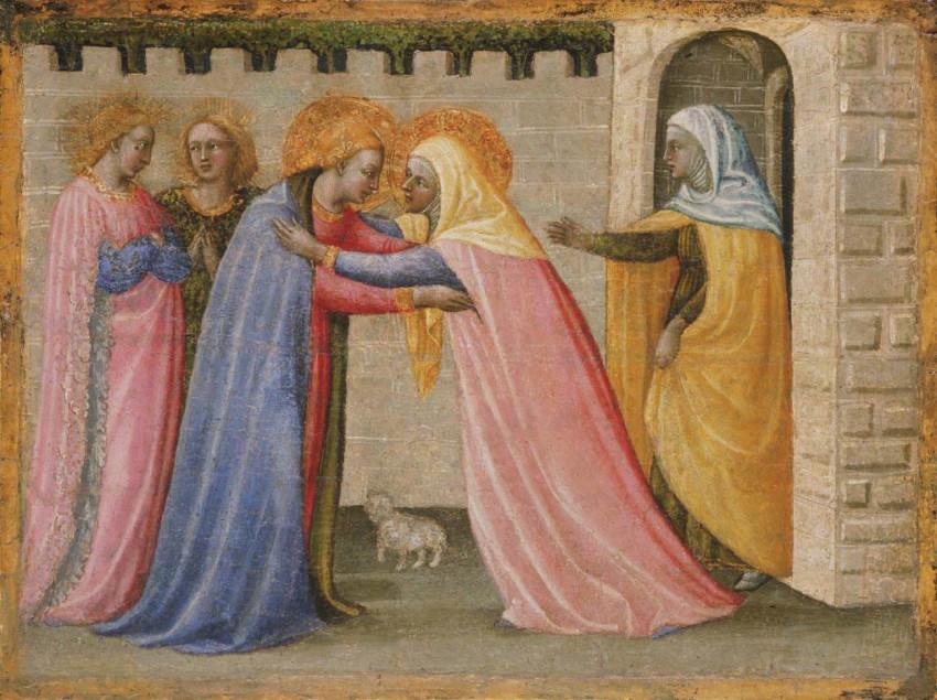 Mai evangélium – 2021. július 2., Szűz Mária látogatása Erzsébetnél (Sarlós Boldogasszony)