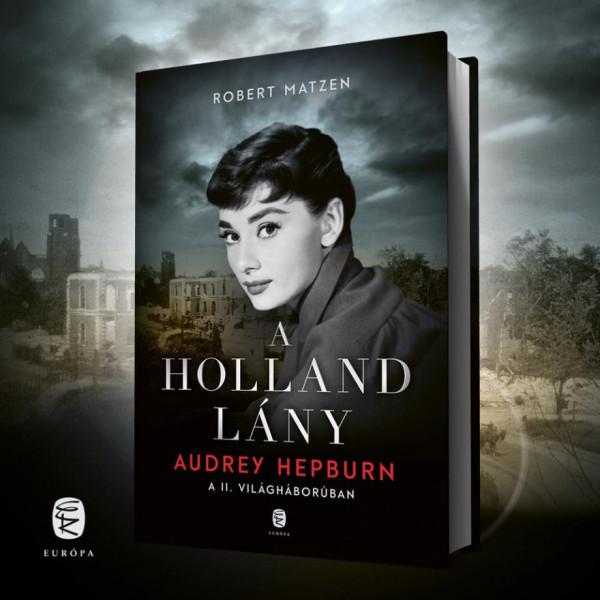 Adriaantje tanulóévei – Életrajzi regény Audrey Hepburnről