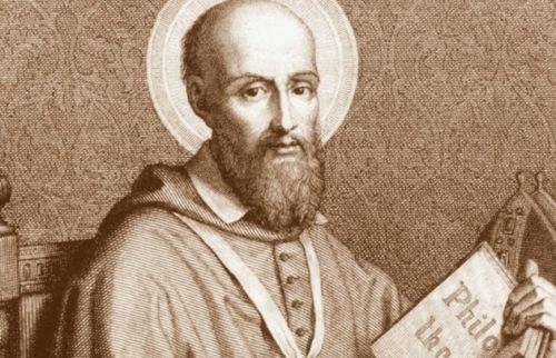 Szalézi Szent Ferenc püspök és egyháztanító