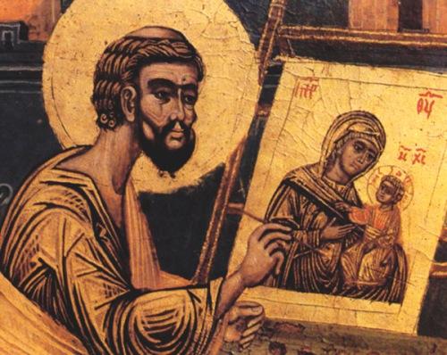 Aki megfestette a Szűzanya arcát – Szent Lukács evangélista