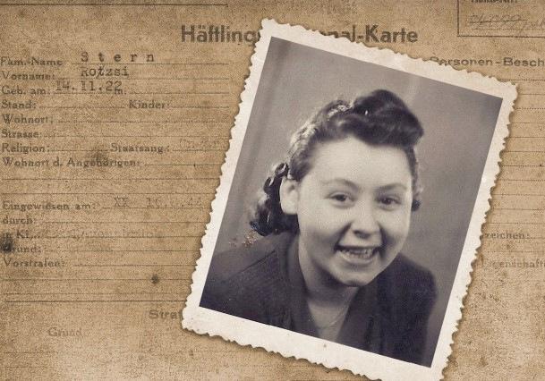 Losonc mély gyökerű Ibolyája – A Mengele-lány, aki túlélte a túlélhetetlent