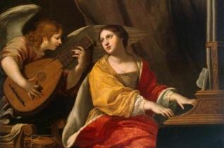 Szent Cecília szűz, vértanú
