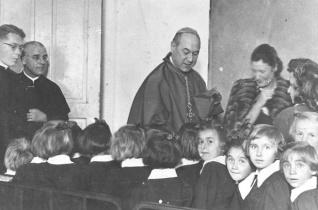 Boldog Apor Vilmos püspök, vértanú