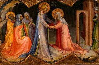 Szűz Mária látogatása Erzsébetnél – Sarlós Boldogasszony