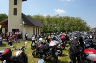 Tizedszer rendeztek motoros búcsút Ecséden