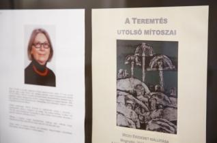 A Teremtés utolsó mítoszai – Mezei Erzsébet kiállítása a Győri Egyházmegyei Kincstárban