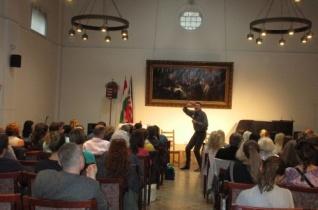 Pál Ferenc atya amerikai körúton tart előadásokat a magyar közösségeknek