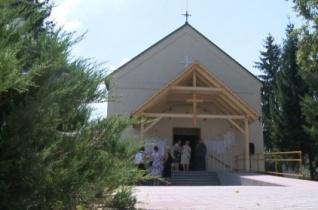 A templom felszentelésének 50. évfordulóját ünnepelték Váraszón