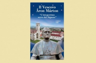 Megjelent olaszul és angolul Márton Áron püspök életrajza