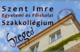 Várja a felvételizőket a szegedi Szent Imre Szakkollégium