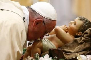 Böjte Csaba atya levele Ferenc pápához: Június 1. legyen a Gyermek Jézus napja